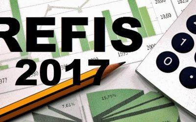 REFIS 2017, novidades interessantes